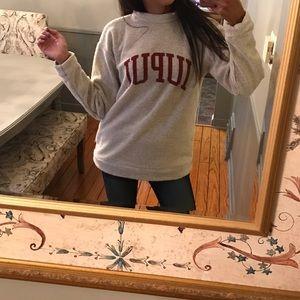 IUPUI sweatshirt
